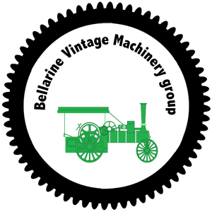 Bellarine Vintage Machinery Group logo